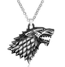 J.L.R. GOT Game of Thrones The Winter is comeing Stark John Snow Wolf DifY