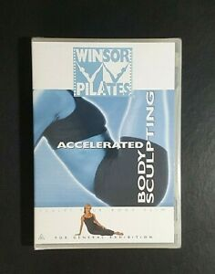 Winsor Pilates Accelerated Body Sculpting *New / Sealed - DVD Video - FREE POST