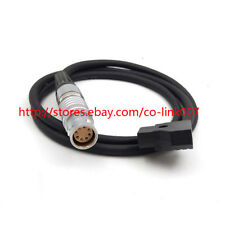 F23 /F65 Power Cable for SONY, D-tap Male to 8pin Female Plug 8.2ft