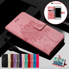 Magnetic Leather Wallet Case For iPhone 8 7 6s Plus X XS MAX XR Flip Cover Stand