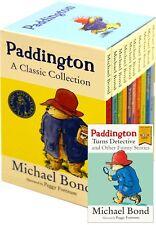 Paddington Bear Collection 11 Books Set Michael Bond Paddington World Book Day