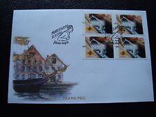 ALAND (finlande) - enveloppe 1er jour 11/9/1998 (cy97)