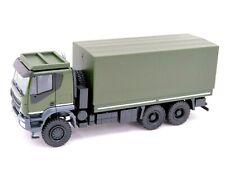 Herpa 746762 IVECO Trakker 6x6 Pri./pla. Bundeswehr