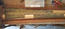 122 Vintage Pump Reed Organ Brass Reeds