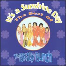 The Brady Bunch - It's a Sunshine Day - Best of the Brady Bunch [New CD]
