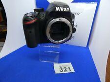 Nikon D3200 24.2 MP fotocamera Reflex Digitale-Rosso (solo corpo)