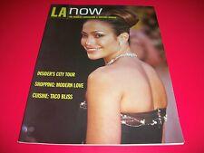Jennifer Lopez La Now Magazine - Mint