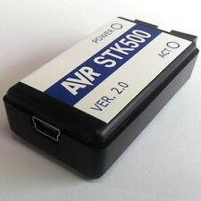 STK500 AVR ISP USB Programmer Spport WIN7 & AVR STUDIO 5 ATMEL ATMEGA AVRISP