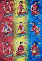 2020 AFL SELECT FOOTY STARS COLLINGWOOD, JIGSAW PUZZLE 9 CARD SET PRE SALE