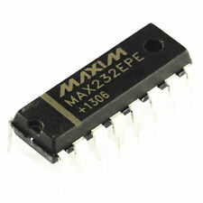 10PCS MAX232 MAX232EPE DIP-16 MAXIM CHIP IC NEW