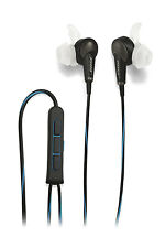 NEW Bose QC®20 Acoustic Noise Cancelling in-ear headphones for Apple Black