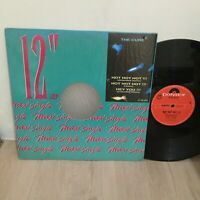 "The Cure 33 rpm Philippines 12"" EP LP hot hot"
