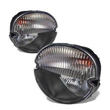 For 2004-2008 Pontiac Grand Prix Clear Lens Chrome Housing Fog Lights Lamps