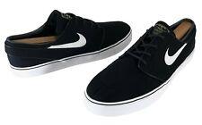 Nike Stefan Janoski Black Canvas Skate Shoes 615957-028 Men's Size 12  EUC!!!