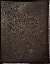 Ralph Lauren Apple iPad Case Black New