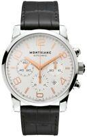 NEW MONTBLANC TIMEWALKER CHRONOGRAPH 43MM MEN'S LUXURY WATCH - 101549