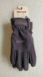 """Marmot Connect Gravity Gloves Touch Screen Compatible Size """"L"""". Free Shipping."""