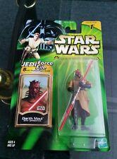 Darth Maul Sith Apprentice, Power of the Jedi, 2000, MOC