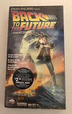 Back to the Future McDonalds Promo Sticker (Vhs) Brand New Factory Sealed 1994
