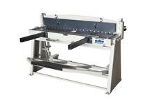 New 1.5metre sheet metal treadle shear