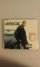 JAY Z - HARD KNOCK LIFE - 3 TRACKS  CD