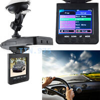 "2.5"" HD Car DVR Road Dash Video Night Vision Camera Recorder Camcorder LCD 270°"