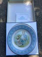 Collectible Vintage 1974 Avon Tenderness Plate Mothers Day Pontessa