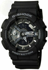 Casio G-shock Wrist Watch Black Dial Digital Men's GA110