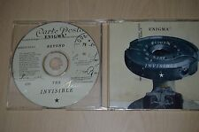 Enigma – Beyond The Invisible. DINSDJ 155 CD-SINGLE PROMO
