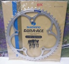 Shimano Dura Ace EX W-Cut 130BCD 53 chainring for road , NOS