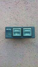 96-99 Chevy / GMC Tahoe Yukon Suburban 4x4 4WD Transfer Control Shift Switch oem