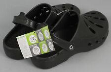 Verdemax 2176 Clogs Gartenclogs Gartenschuhe Größe 41/42 schwarz B29-2176