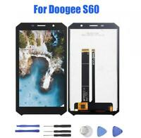 OEM For DOOGEE S60 LCD Display Touch Screen Digitizer Assembly Replacement RL2