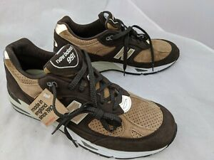 New Balance M991DBT Brown US 12 Made In England