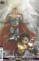 Superman Action Comics 1015 Cover B Variant Lucio Parrillo First Print 2019 DC