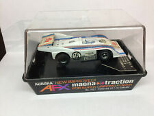 AURORA Rare AFX NOS New Boxed++Banded Magna-Traction PORSCHE 917 Model Motoring