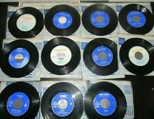 45 rpm 11 Record 7 Latin Yuri x2 Raphael x2 Daniela Romo x2 Perales x2 Pardo lot