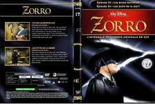 DVD Zorro 17   Disney   Serie TV   Lemaus