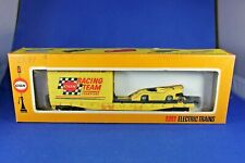 HO Cox #6151-2 Cox Racing Team Box/Flat car with Car - Excellent+++ Condition