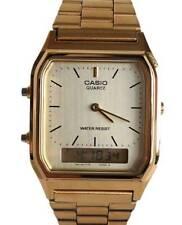 Casio AQ-230GA-9DMQYES Mens Wrist Band Watch New and in Original Box