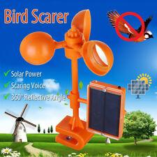 360 ° Solar Vogelschreck Vogel Reflexion Vogelabwehr Taubenschreck Vogelscheuche