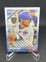 Kris Bryant 2020 Topps Rookie Medallion card #RCR-KB! Chicago Cubs!