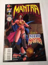 mantra vol. 2, # 3 ,1995 malibu comics , ultraverse