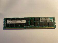 16GB RAM Micron DDR3 ECC REG SERVER 2Rx4 PC3L-12800R MT36KSF2G72PZ 713756-081