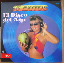 16 EXITOS  VOL. 7 CHEESECAKE COVER COLOMBIA PRESS LP PEERLESS 1986