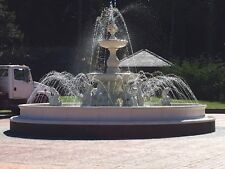 Gartenbrunnen Standbrunnen Beckenbrunnen Springbrunnen Fontäne Freistehend