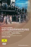 GÖTTERDÄMMERUNG (GA) - JERUSALEM/BEHRENS/LEVINE/MET  2 DVD NEU WAGNER,RICHARD