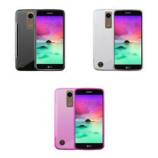LG K10 2017 S-LINE SILICONE GEL COVER CASE FROM GADGET BOXX