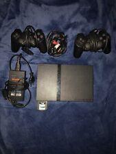 Sony PlayStation 2 Slim Black Spielekonsole