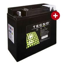 51913 Tecno Gel Batterie für BMW R 1100 GS R 1150 K 100 R 45 R 65 Moto Guzzi